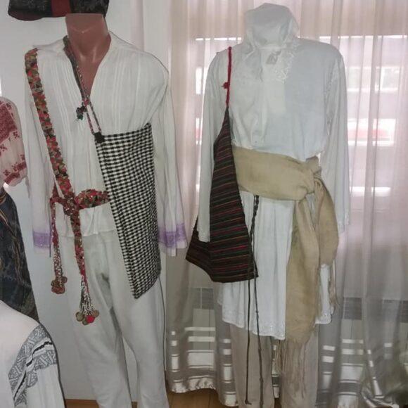 Costumul popular moldovenesc bărbătesc