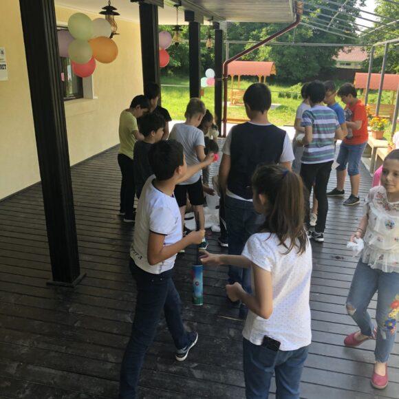 Centru de tineret Onești i-a găzduit pe copiii de la Kids4Coding Onești
