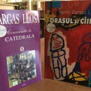 """Duelul cărților: """"Orașul și cîinii"""" vs. """"Conversație la Catedrală"""" de Mario Vargas Llosa"""