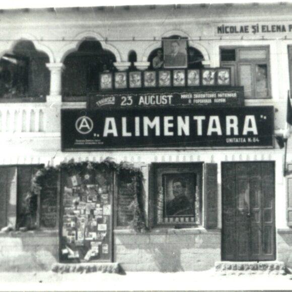 Fotografii vechi din Onești