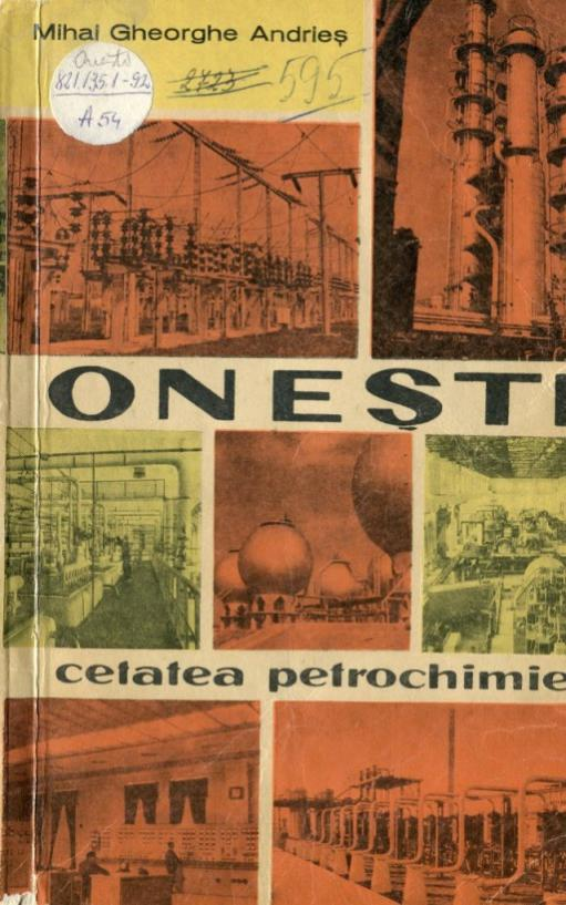 Cărți cu referire la Onești