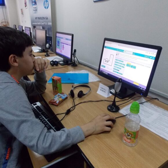 """""""Copiii fac coding în bibliotecile publice"""""""