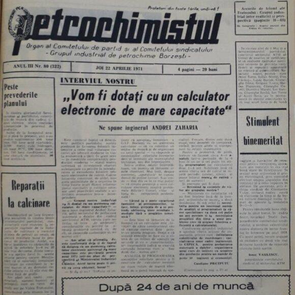 Publicațiile periodice ale anilor 50-60