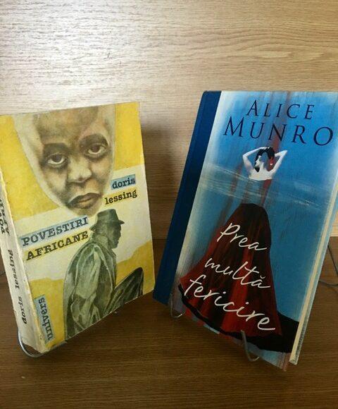"""Duelul cărților: """"Povestiri africane"""" vs. """"Prea multă fericire"""""""