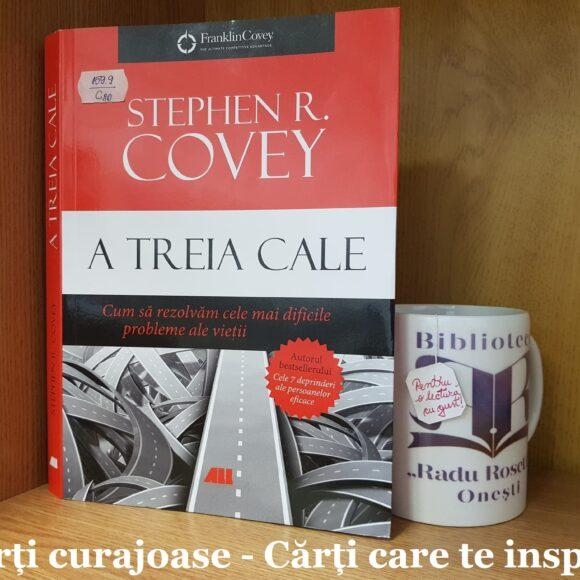 """Asemănările și deosebirile dintre oameni sunt cele care construiesc sau ruinează relațiile: """"A treia cale"""" de Stephen R. Covey"""