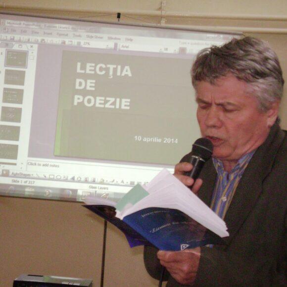 """Scriitorul Petre Isachi – gânduri despre cea de a XXII-a ediția a Concursului Național de proză scurtă """"Radu Rosetti"""""""