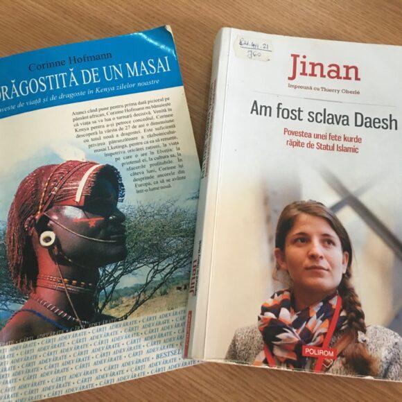 Duelul cărților: două cărți inspirate din povești adevărate