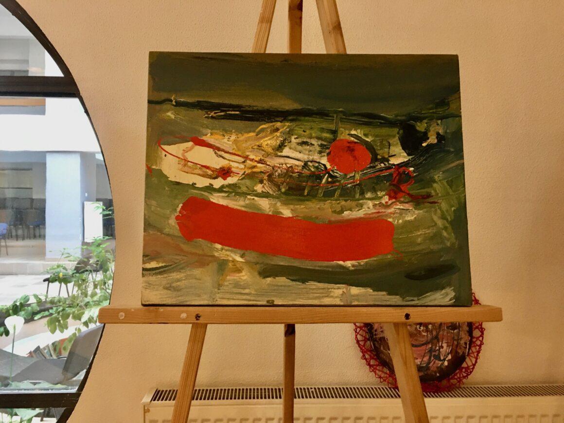 """Biblioteca Rosetti găzduiește expoziția """"Poezia tablourilor în relief"""""""