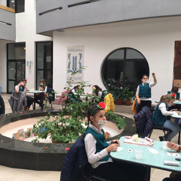 """""""Sărbătorind primăvara…"""" – Școala Gimnazială """"Emil Racoviță"""" Onești"""
