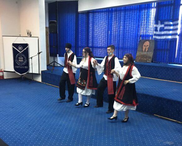 Ziua Națională a Greciei sărbătorită la Onești