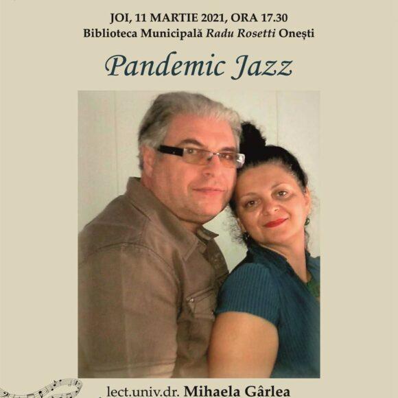 Recital de muzică jazz
