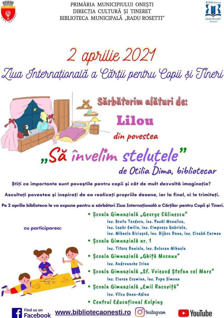 Poveștile pentru copii dezvoltă imaginația. Îi invităm pe copii să asculte o poveste și apoi să deseneze de Ziua Internațională a Cărții pentru Copii și Tineri