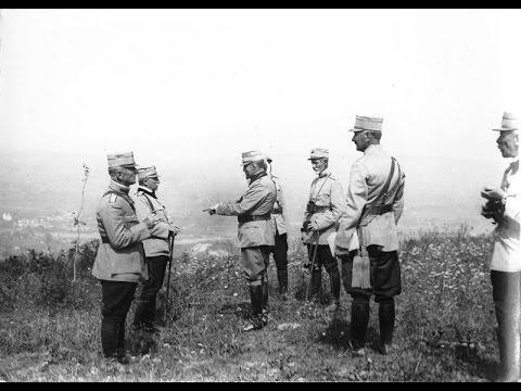 Iulie-august 1917 –  a treia Bătălie de la Oituz din cadrul Primului Război Mondial