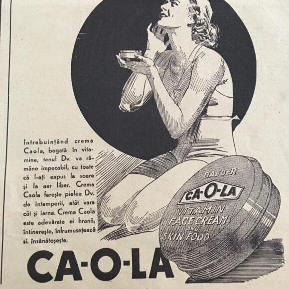 Publicitatea de-a lungul timpului, în periodice vechi