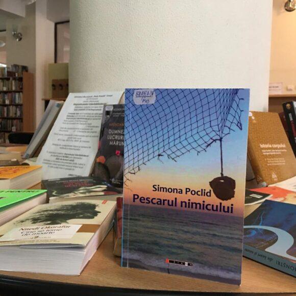 """""""Ce este fericirea? O primăvară care vine de două ori în același an."""" Recomandare de carte: """"Pescarul nimicului"""" de Simona Poclid"""