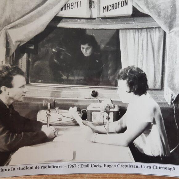 Știați că Oneștiul a avut Studiou Radiofonic în anul 1967?