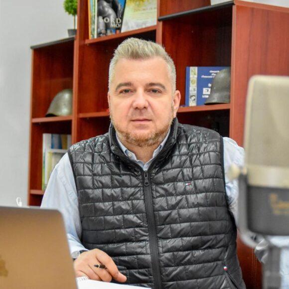 """Ionuț Tenie: """"Cu o bibliotecă integrată în comunitate, viitorul arată bine"""""""