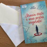 """Recomandare de carte: """"Strania viață a unui poștaș singuratic"""" de Denis Theriault (video)"""