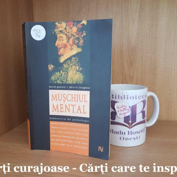 """Mușchiul mental"" de David Gamon și Allen D. Bragdon"
